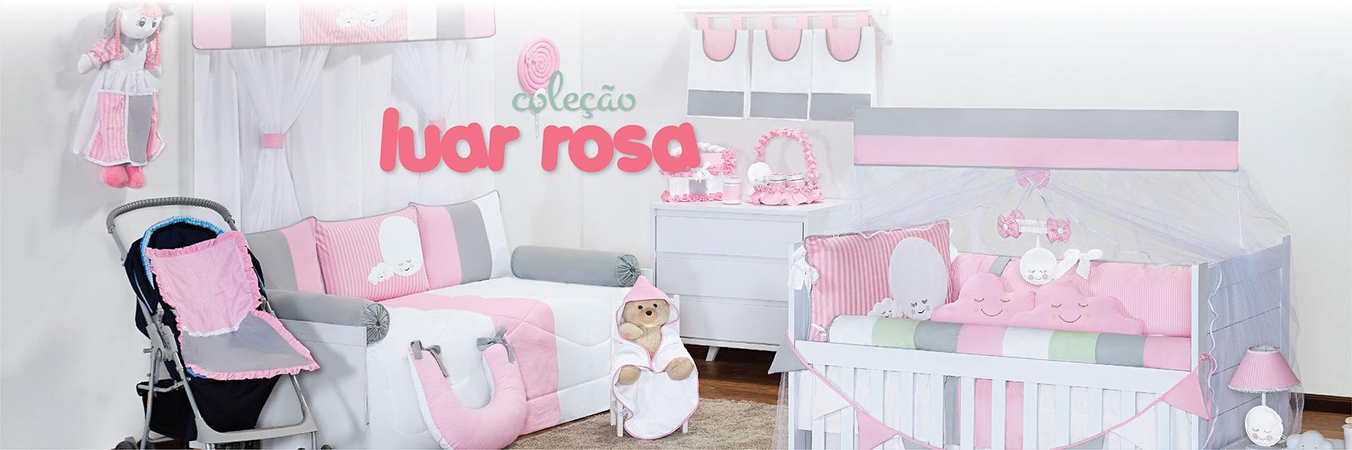 Coleção Luar Rosa